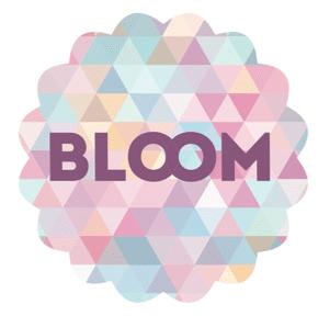 Agence Bloom - logo coloré
